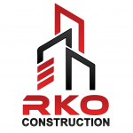 RKO Construction Logo